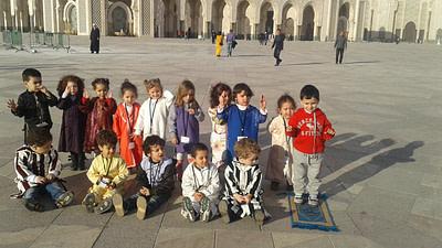 Visite de la mosquée Hassan II